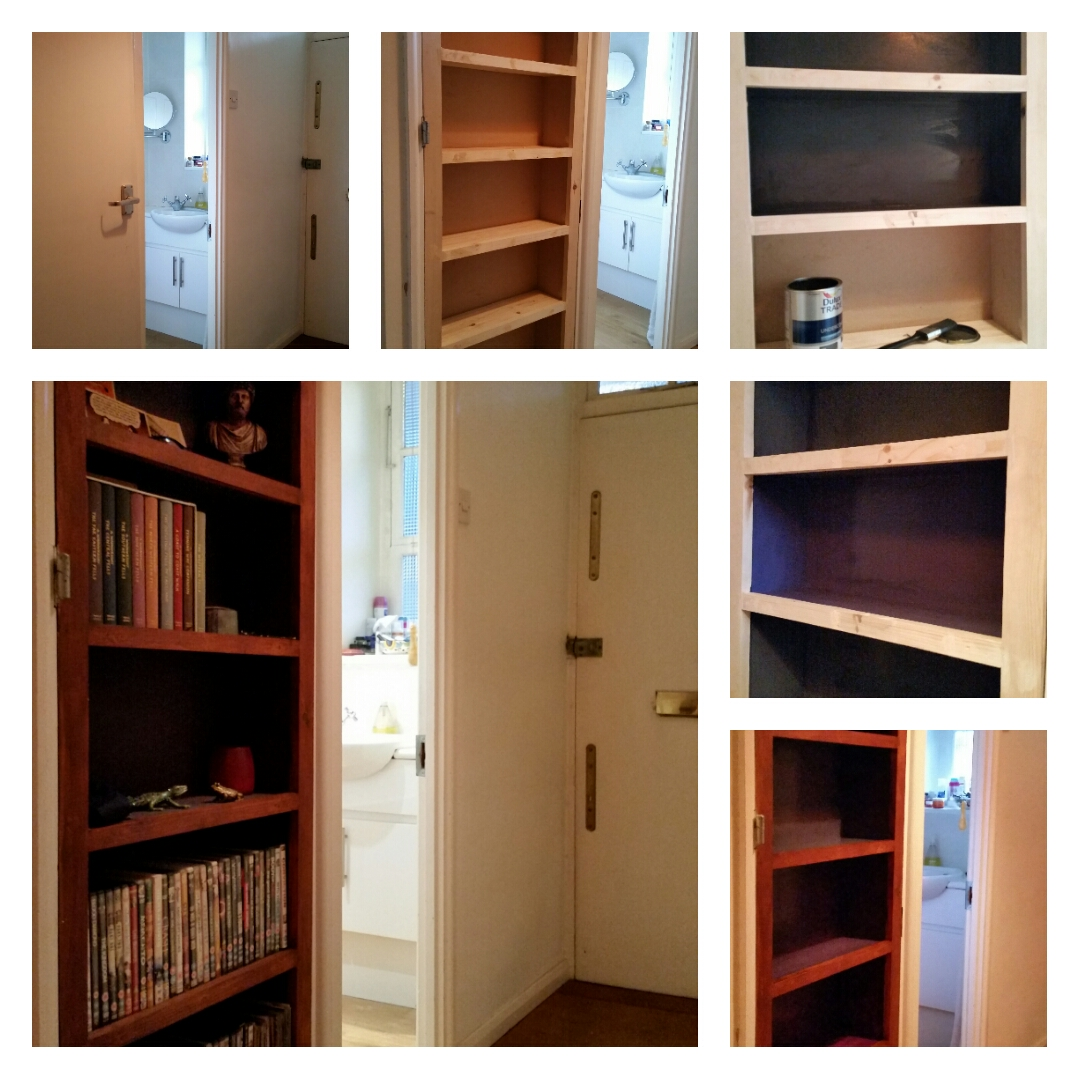 Hidden Cupboard Bookcase Door Nelipot